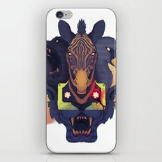 Hotline Miami 2: The Fans iPhone & iPod Skin