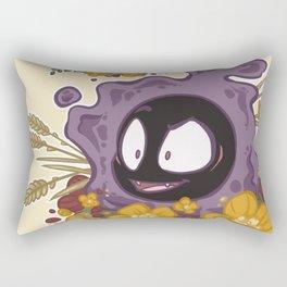 Ghastly Garden Rectangular Pillow