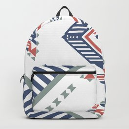 American Native Pattern No. 162 Backpack