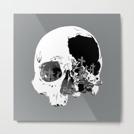 misery Metal Print