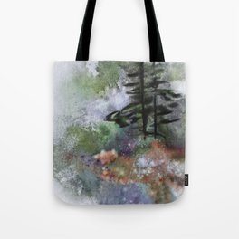 Walk to the Point Tote Bag
