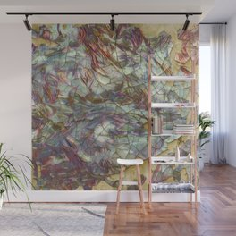 Spaces in Time Wall Mural