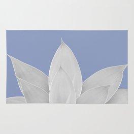 Lavender Lustre Agave #1 #tropical #decor #art #society6 Rug