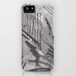 curious bush iPhone Case