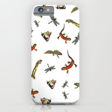 Let's go to the pond Slim Case iPhone 6s