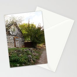 village paths Stationery Cards