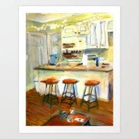 2200 Apex Lane, Unit 1700, No. 02* Art Print