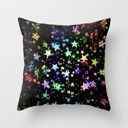 All Stars Throw Pillow
