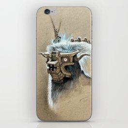Colossus Killer iPhone Skin