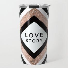 love story. Travel Mug