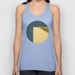 Summer has come and the air is on! Unisex Tank Top