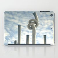 industrial iPad Cases featuring Industrial Brezel by CrismanArt