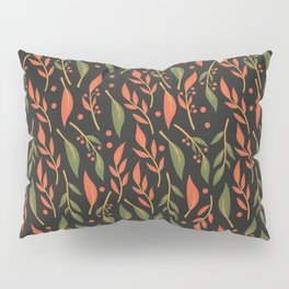 Vintage Floral Pattern 011 Pillow Sham