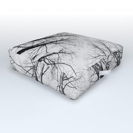 Routes To The Sky Outdoor Floor Cushion