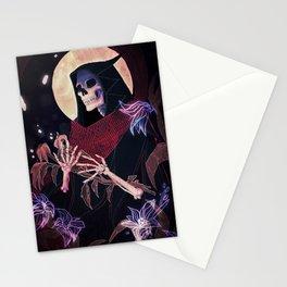 Death Tarot Stationery Cards