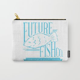 FUTURE FISH CO. Carry-All Pouch