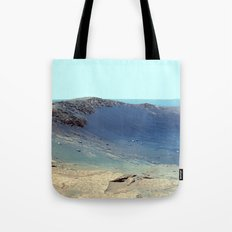 Cosmos & Indians Tote Bag