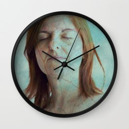 Impact of love Wall Clock