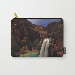 Havusu Falls at Night Carry-All Pouch