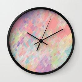 Pastelinno Wall Clock