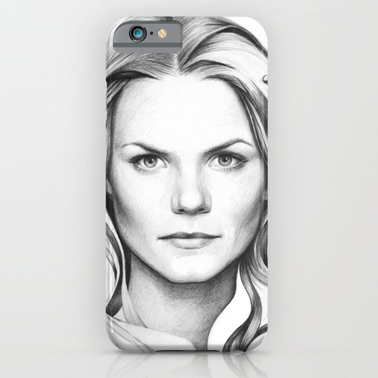 Cameron iPhone & iPod Case