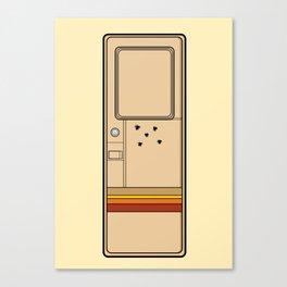 Breaking Bad (Broken Door) Canvas Print