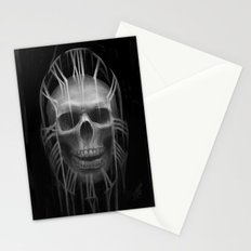 skull9:30 Stationery Cards