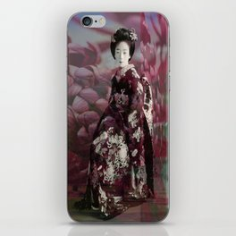 Once Upon A Time in Tokyo XVIII iPhone Skin