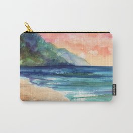 Ke'e Beach Carry-All Pouch