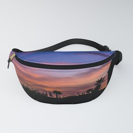 Sunsets and Shadows Fanny Pack