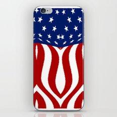 I Pledge Allegiance iPhone & iPod Skin