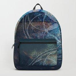 Sacred Geometry Universe X Backpack