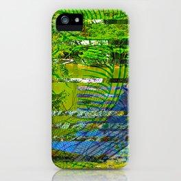 Landscape of My Heart (segment 4) iPhone Case