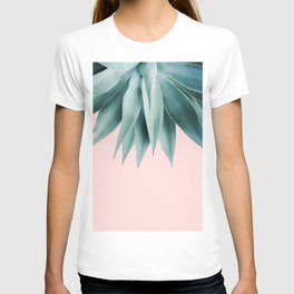 Agave fringe - blush T-shirt