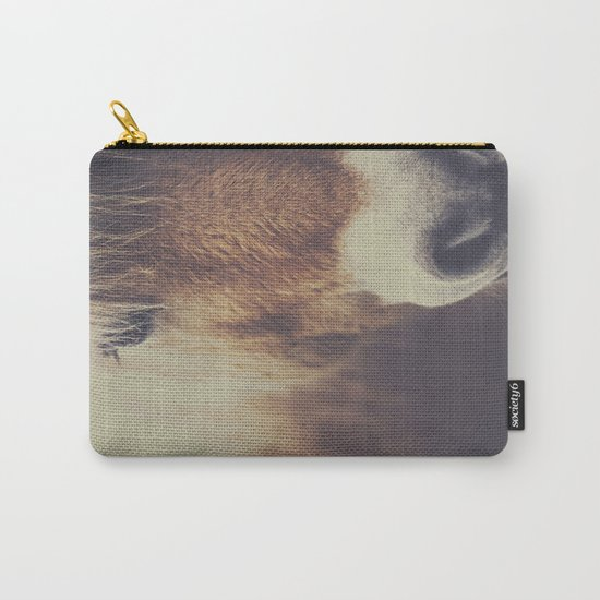 The curious girl Carry-All Pouch