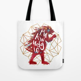 Pukwudgie Tote Bag