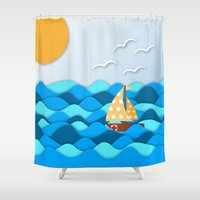 adventure Shower Curtains featuring Adventure by Find a Gift Now