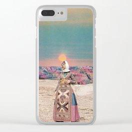 Ferriera Clear iPhone Case