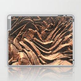 Macro Copper Abstract Laptop & iPad Skin