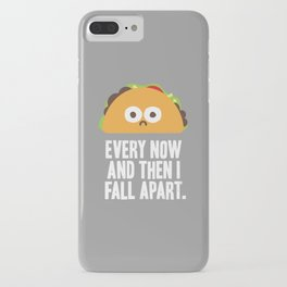 Taco Eclipse of the Heart iPhone Case