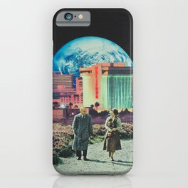 'Late night getaway' iPhone Case