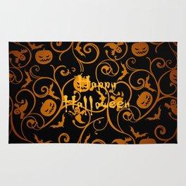Halloween pattern Rug