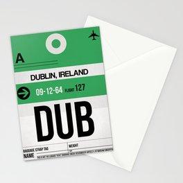 DUB Dublin Luggage Tag 1 Stationery Cards
