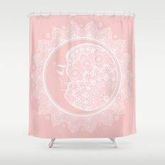 Mandala Moon Pink
