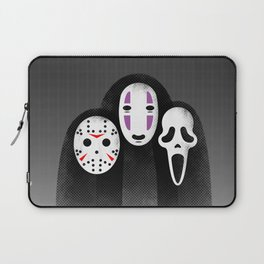 The Three MASKeteers Laptop Sleeve