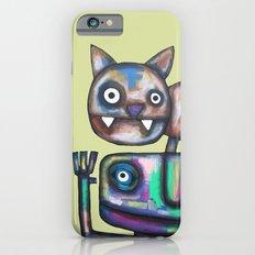 Juggler with Cat Slim Case iPhone 6s