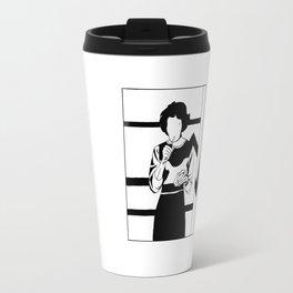 Iconic Women: Audrey Horne Travel Mug