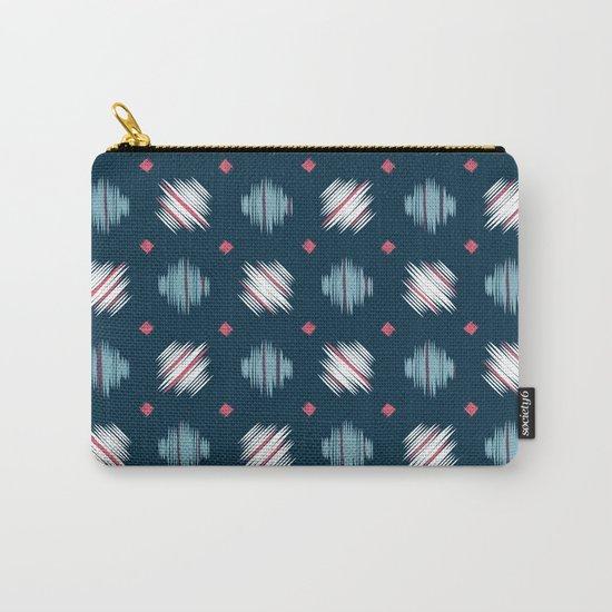 Kimono Pattern Carry-All Pouch