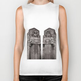 There's No Place Like Home Biker Tank