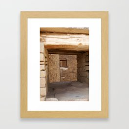 Chaco 2 Framed Art Print